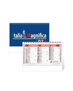 ITALIA MERAVIGLIOSA - Tischkalender