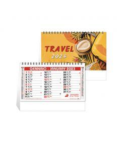 TRAVEL - Tischkalender zum Thema Reisen