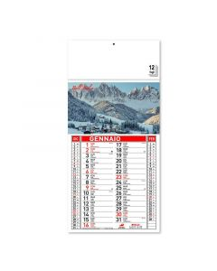 BELL'ITALIA - 1-Monatskalender