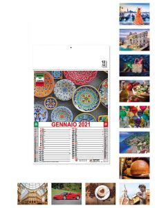 MADE IN ITALY - Kalender