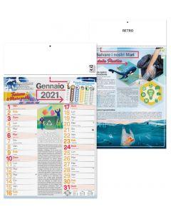 EARTH - Kalender zum Thema Umwelt