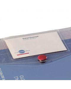 OFFICE - buste portadocumenti AA con porta biglietti da visita
