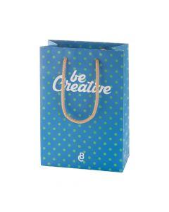 CREASHOP S - Papiertasche, klein