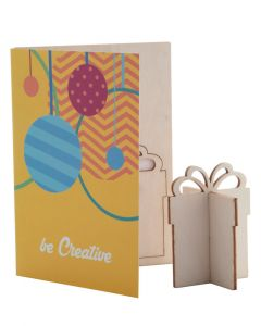 CREAX - Weihnachtskarte, Geschenk