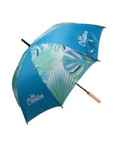 CREARAIN EIGHT RPET - individueller Regenschirm