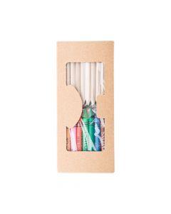 ALADIN - Buntstifte und Wachsmalstifte-Set