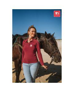 THC BERN WOMEN - Damen Langarm-Poloshirt