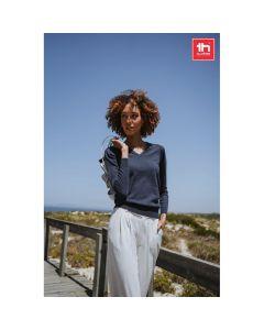 THC MILAN WOMEN - Damen Pullover mit V-Ausschnitt