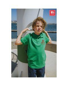THC ADAM KIDS - Unisex Kinder Polo Shirt