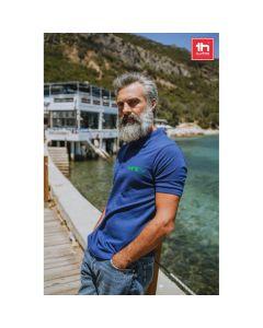THC BERLIN - Herren Poloshirt