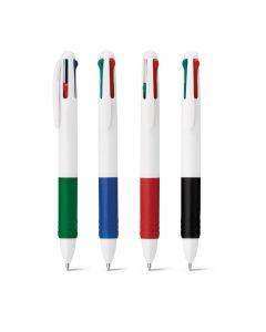 OCTUS - 4 in 1 Kugelschreiber mit 4 Minenfarben