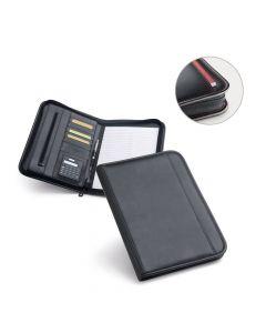 BIELO - A4 Schreibmappe mit Taschenrechner