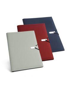 CLARK - A4 Schreibmappe mit Taschenrechner