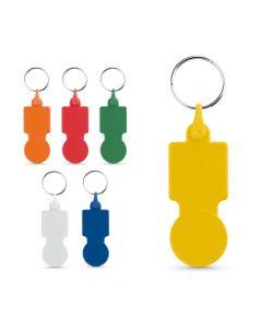 SULLIVAN - Schlüsselanhänger mit Einkaufschip
