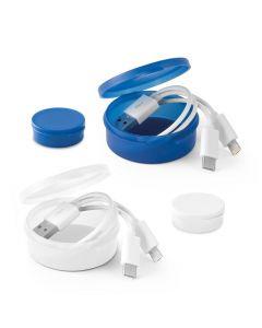 EMMY - USB-Kabel mit 3 in 1 Stecker