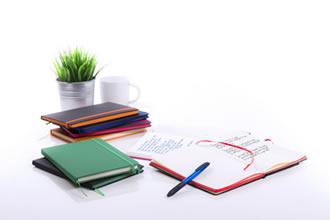 Notizbücher als Werbeartikel oder Werbegeschenke